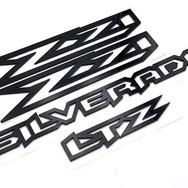 Z71 LTZ set finished up._#chevysilverado