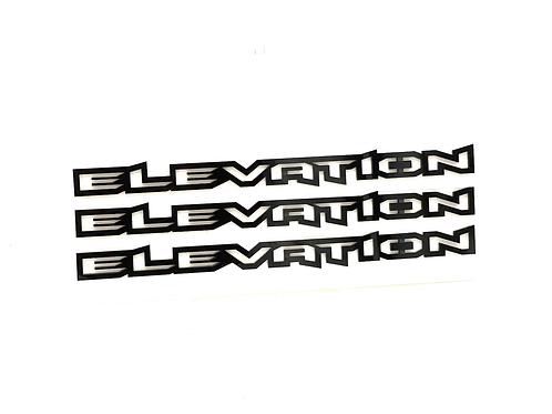 Elevation Emblem
