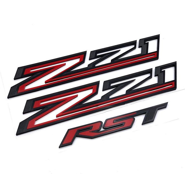 Z71 RST chrome delete._#z71silverado #si