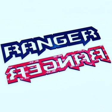 How about some RANGER badges_ #fordrange