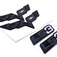 Black and silver._#c6 #c6corvette.jpg
