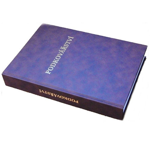 Kniha PODKOVÁŘSTVÍ