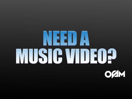 I will Film & Edit a basic MUSIC VIDEO