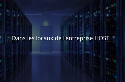 Locaux de HOST