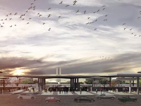 Requalificação e Reabilitação da Plataforma Superior Da Rodoviária de Brasília.