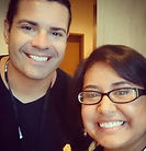 ray higdon and rocio flores at live the dream 7