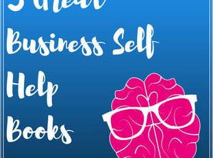 5 Great Business Self Help Books