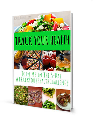 Track Your Health Challenge Guide Ebook.