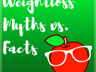 Weight Loss Myths vs. Facts