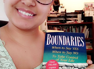 Boundaries | Reading Journey