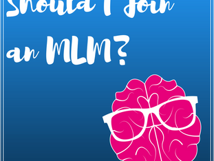 Should I Join an MLM Company?