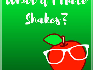 What If I Hate Shakes?