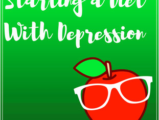 Starting A Diet With Depression