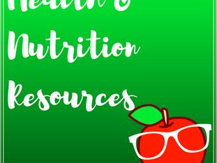 Health & Nutrition Resources