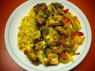 Cilantro-Lime-Honey Chicken Recipe