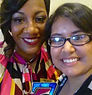 Meeting Keysha Bass at Live The Dream 7 Network Martketing Training Event , she eventually became one of my business coaches !