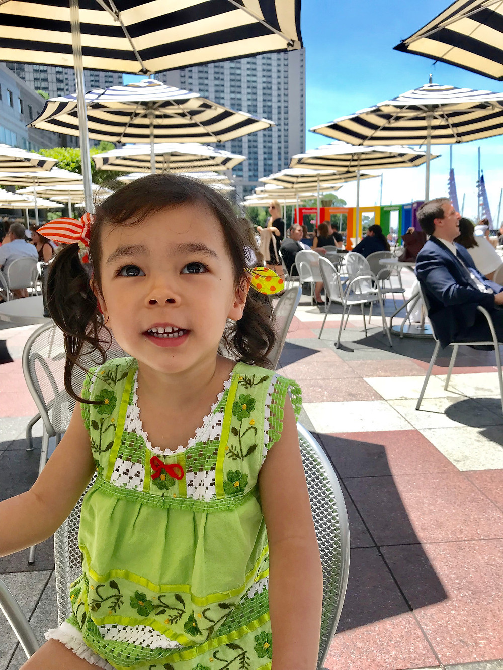 Battery Park City Brookfield Place, Curious G and Me, Tartinery