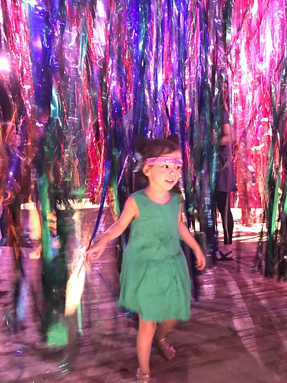 Nick Cave, The Let Go, cultured kids, Park Avenue Armory, Sabine Blaizin, Curious G and Me