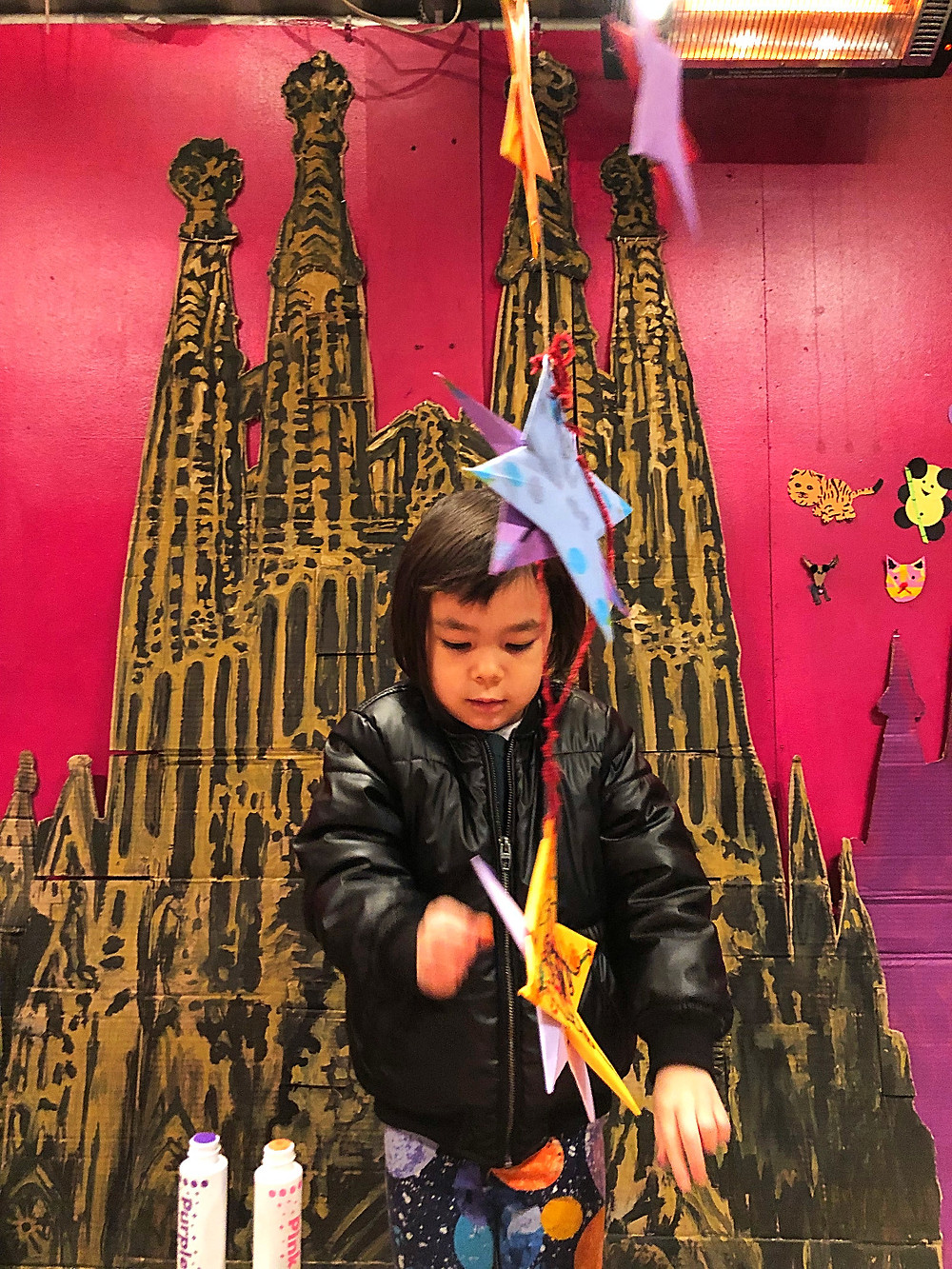 Holiday Bucket List, Fun things to do in NYC for the holidays with your kids, Instagram Bait, Holiday Pop Up, NYC Pop Up, Free in NYC, Curious G and Me, NYC family, NYC with kids, NYC Christmas, NYC icon, Urban Space, Union Square Holiday Market, Christmas AF, Christmas overload, Christmas explosion, Children's Museum of the Arts