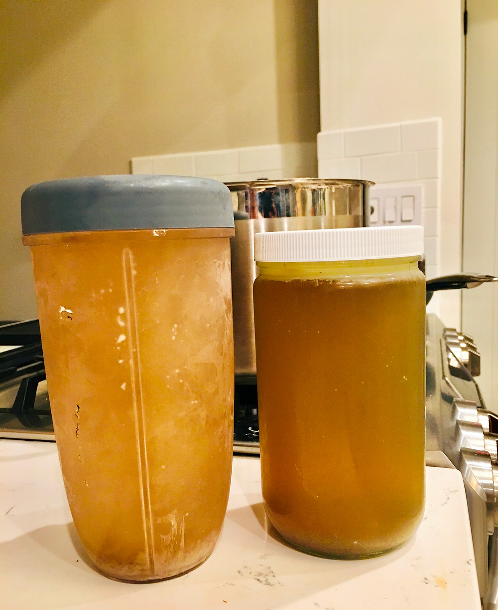 Best Bone broth recipe, Curious G and Me, Eat your way to health
