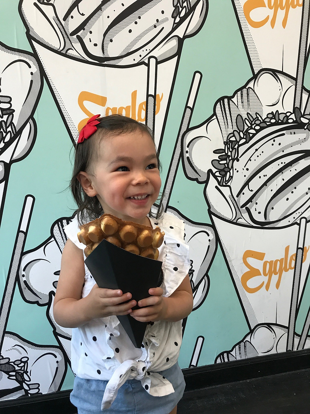 Eggloo, ice cream, East Village, Chinatown, food blogger, dessert, NYC kids, NYC summer