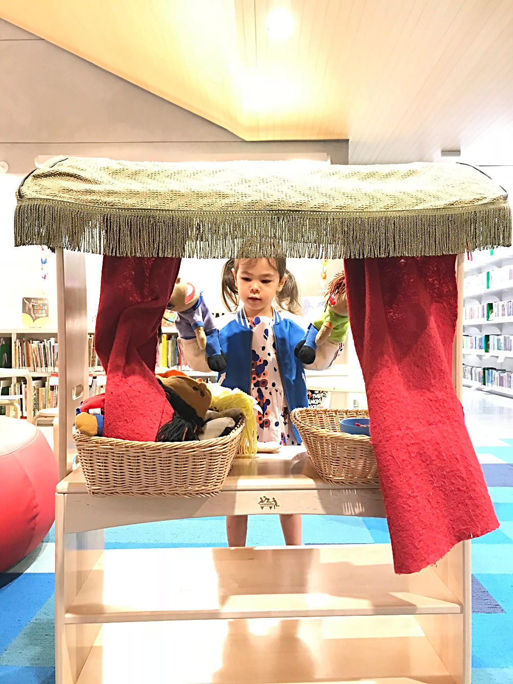 NYPL, 53rd street library, books for kids, nyc kids