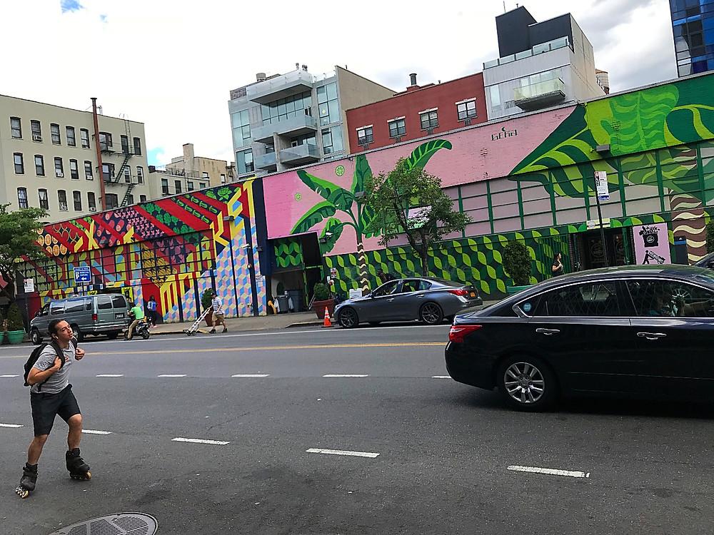 Lower East Side, Essex St. Market