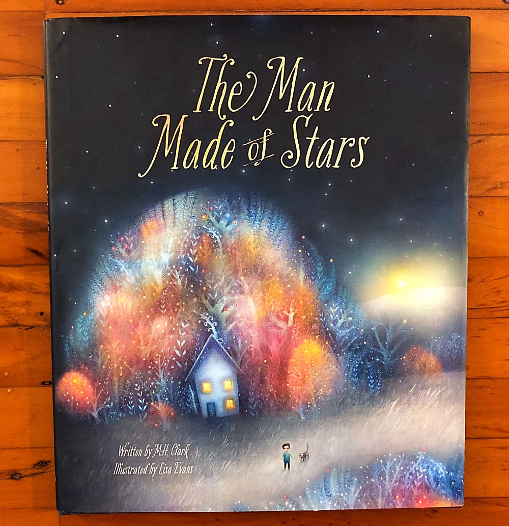 Curious G and Me, 10 Children's Books to Add to your Child's Fall Reading List, best children's books, reading list for children, beautiful children's books, smart children's books, books that teach good lessons, The Man Made of Stars, Matt Clark