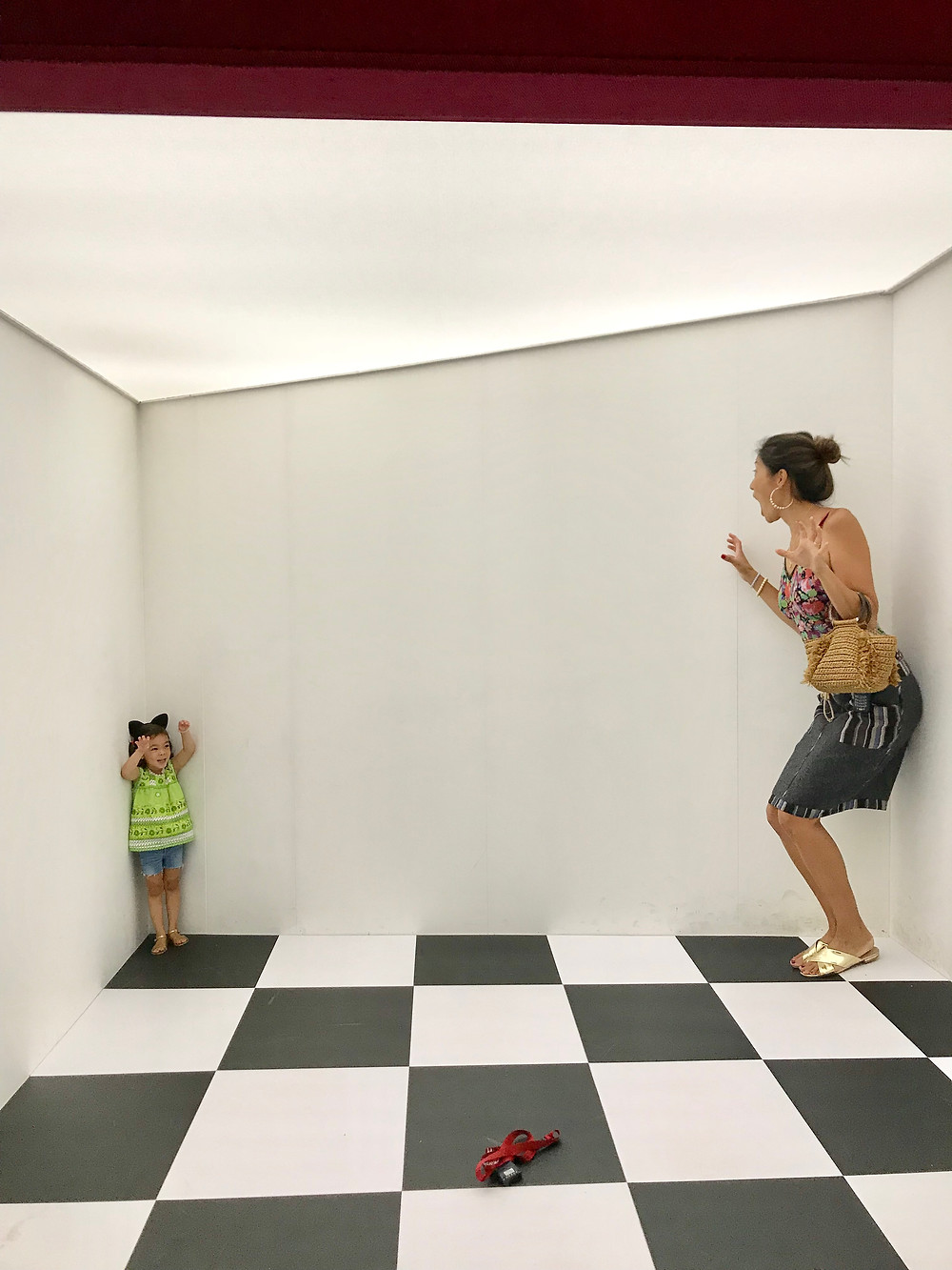 Escher the Exhibition and Experience, Industry City, Escher NYC, M. C. Escher, Curious G and Me, Infinity Mirrors