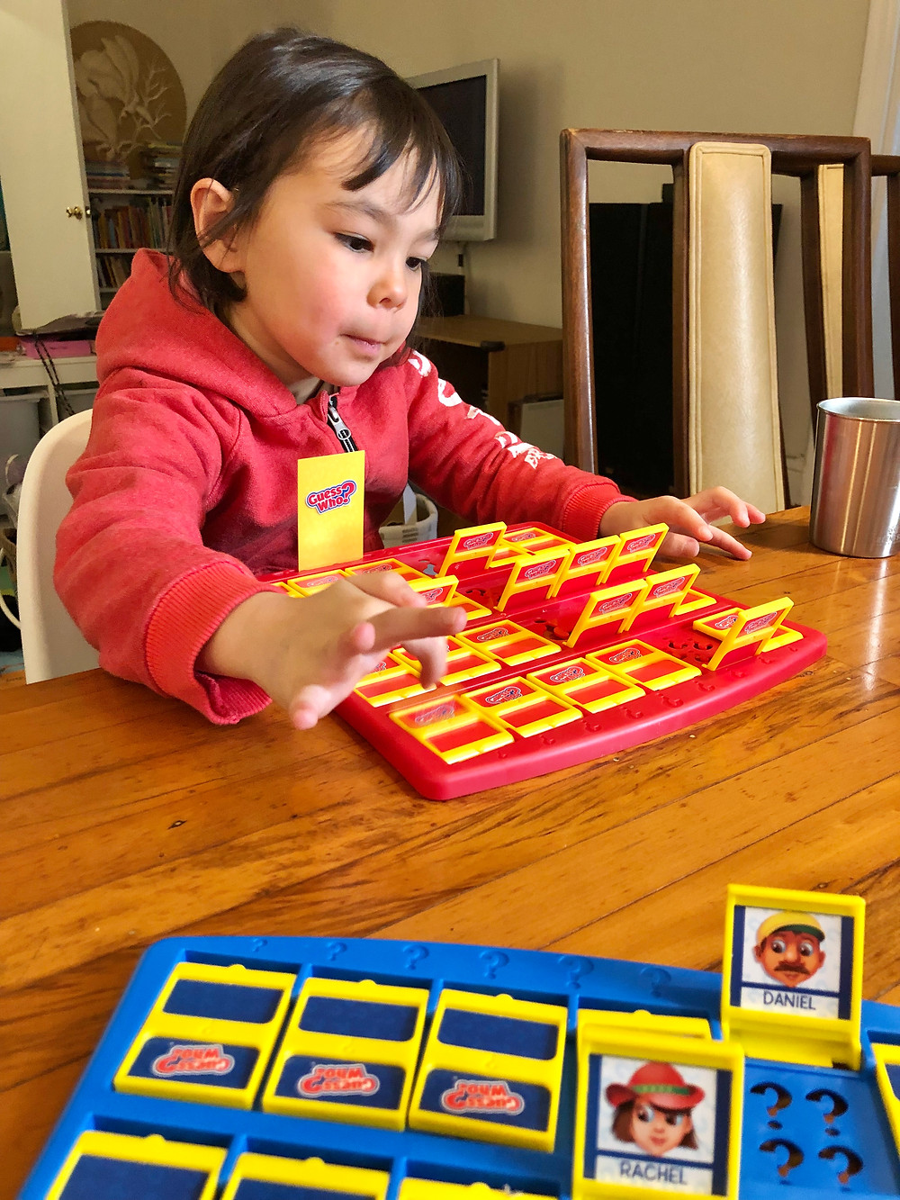 Guess Who Hasbro, best toddler board games, best toddler birthday gifts, best board games for kids