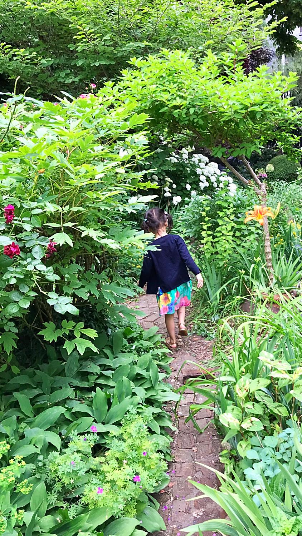 East Village gardens, NYC kids, 6BC Botanicalgarden