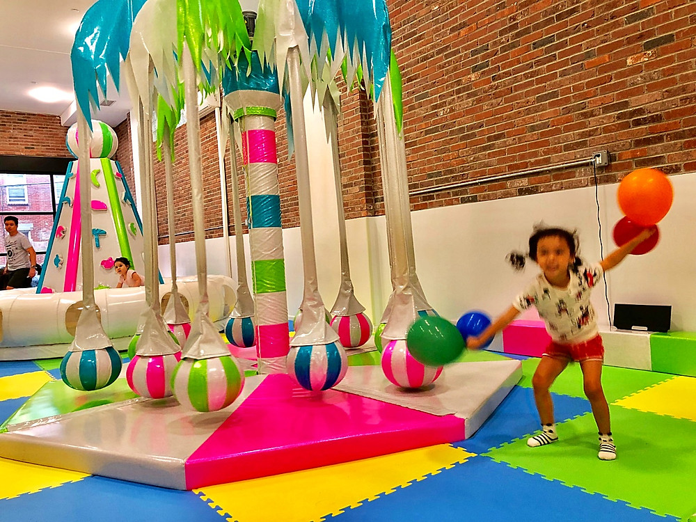Mini Land Play, best indoor play spaces, NYC winter indoor fun guide for kids, Curious G and Me, Inexpensive indoor play spaces