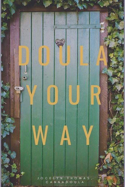 Doula Your Way: A Guided Workbook for the Aspiring Doula