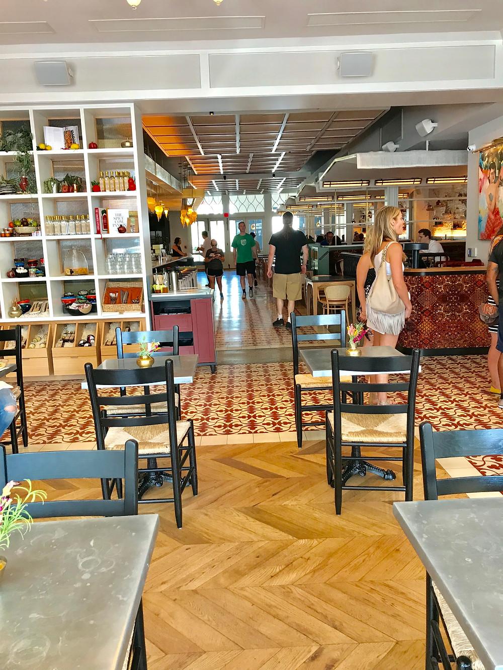 Curious G and Me, Surya, Fishtown, Philadelphia, kid friendly restaurants, Penn Treaty Park