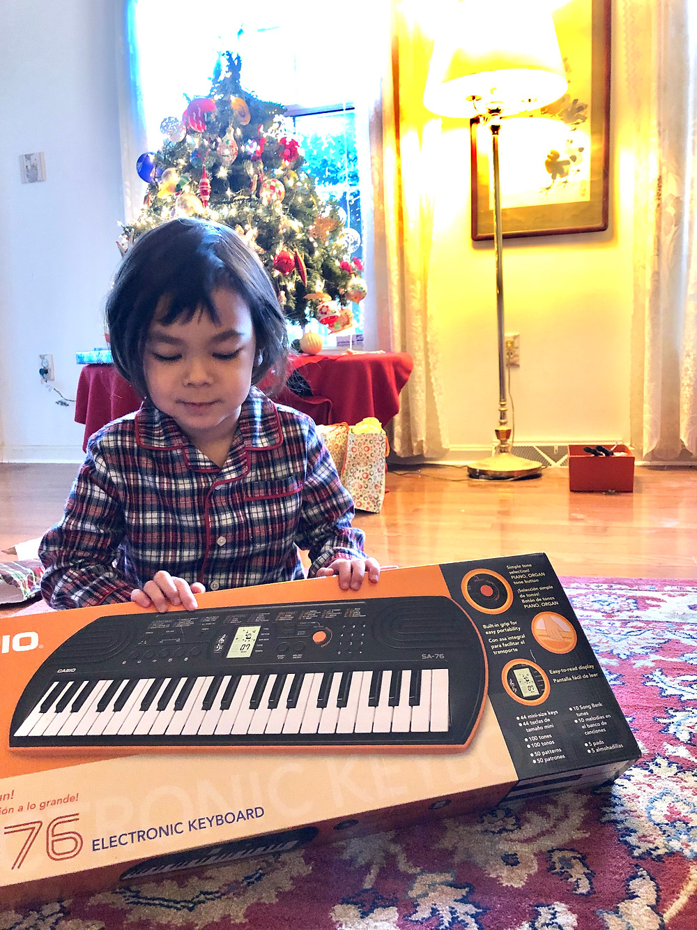 best toddler birthday gifts, Casio keyboard, keyboard for kids, gifts for musical kids