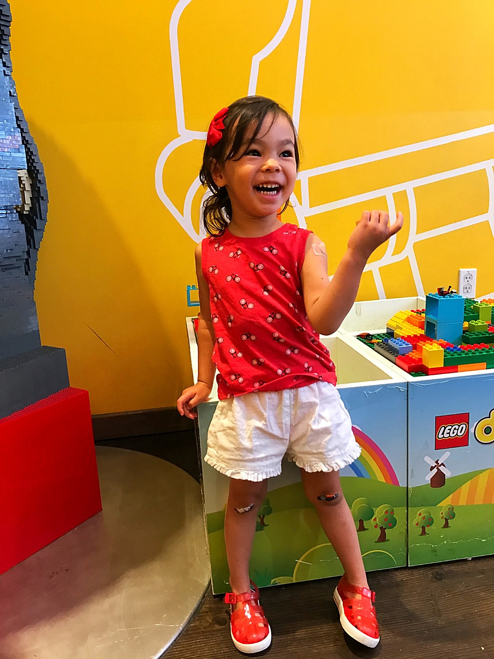 LEGO store Flatiron, LEGO store NYC, Winter Indoor fun guide, NYC with kids, best toy stores in NYC. Curious G and Me