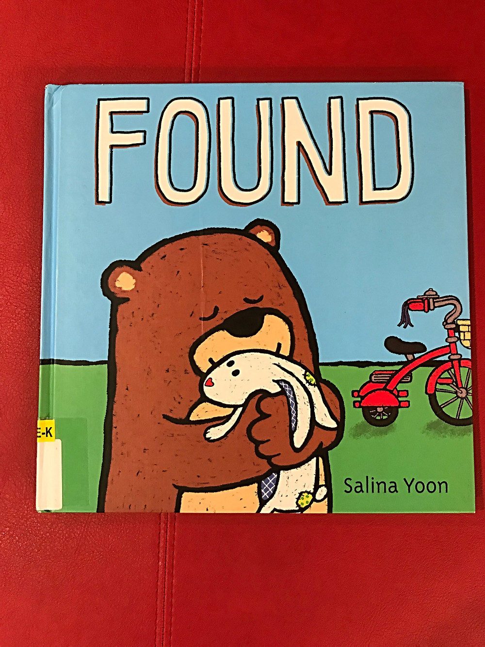 Found by Salina Yoon, NYPL, 53rd Street library,nyc kids, books for children