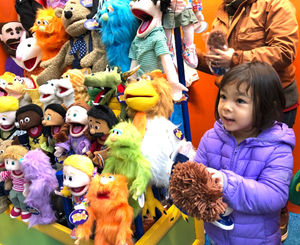 Silly Puppets The Puppet Store Best Gifts For Toddlers Toddler Birthday