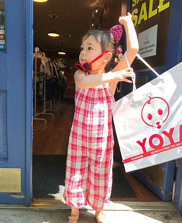 NYC kids, yoya, shopping, west village, kids fashion, nyc summer, kids fashion blogger