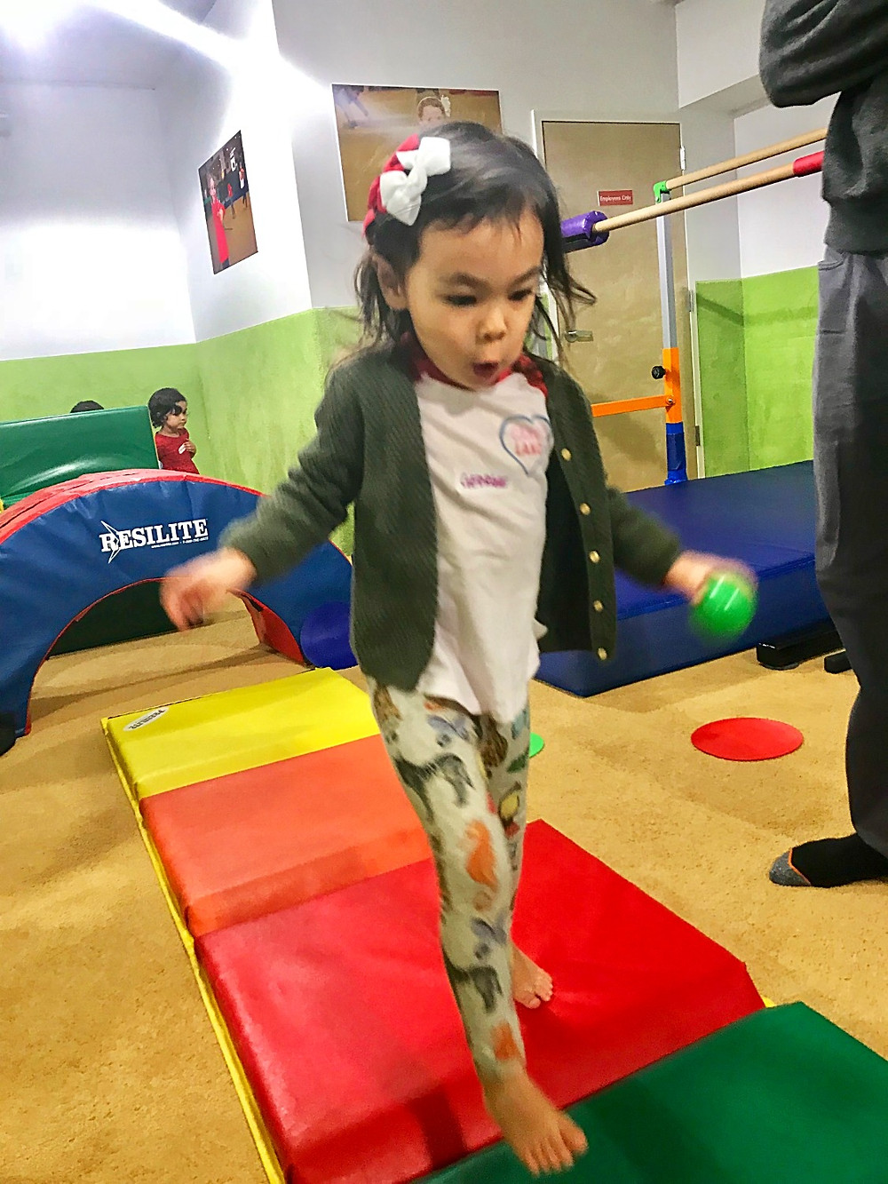 New York Kids Club, best indoor gyms for kids in NYC, Curious G and Me, NYC Winter Indoor activity guide for kids