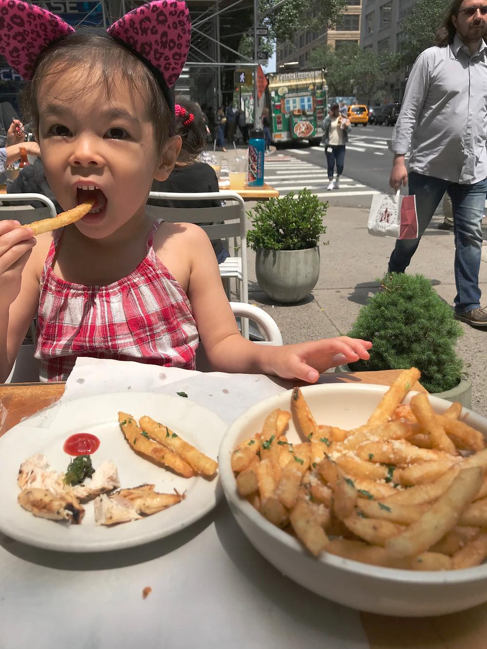 westville, nyc kids, nyc summer, summer break, kid friendly restaurants, kid friendly dining