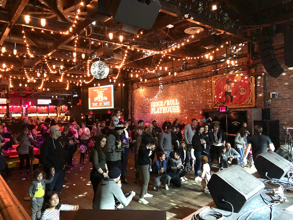 Family Bowl at Brooklyn Bowl, Rock and Roll Playhouse at Brooklyn Bowl, Brooklyn Bowl Williamsburg, Summer bucket list, New York City with kids, nyc bucket list, nyc with kids, things to do this summer with kids, Curious G and Me, NYC summer, beyond the beach, Camp Mommy, NYC family, NYC Summer Entertainment Guide for Kids, Summer fun NYC, NYC parents, NYC kids, NYC Mom Blogger, Manhattan Mom