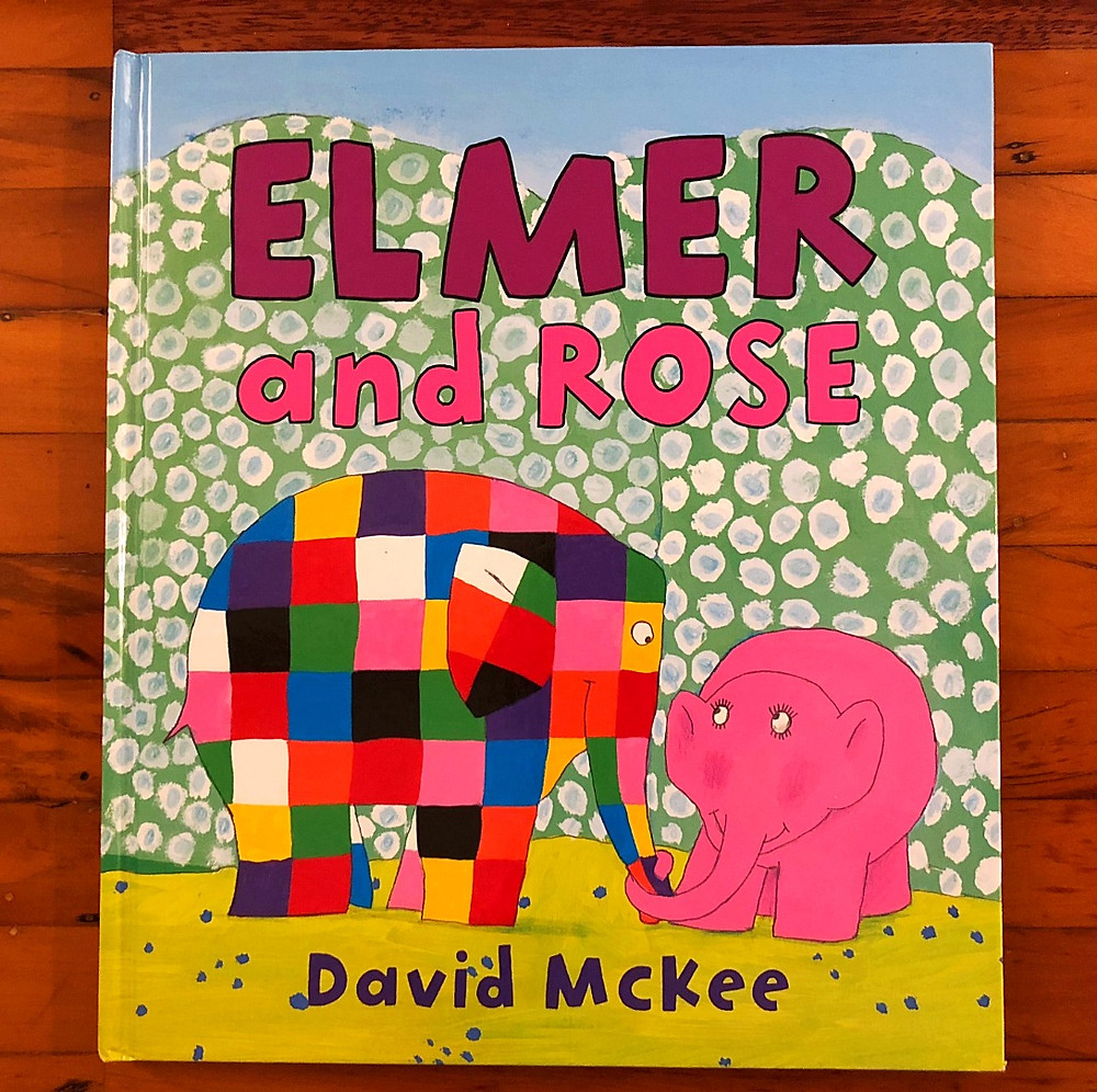 Curious G and Me, 10 Children's Books to Add to your Child's Fall Reading List, best children's books, reading list for children, beautiful children's books, smart children's books, books that teach good lessons, Elmer and Rose, David McKee