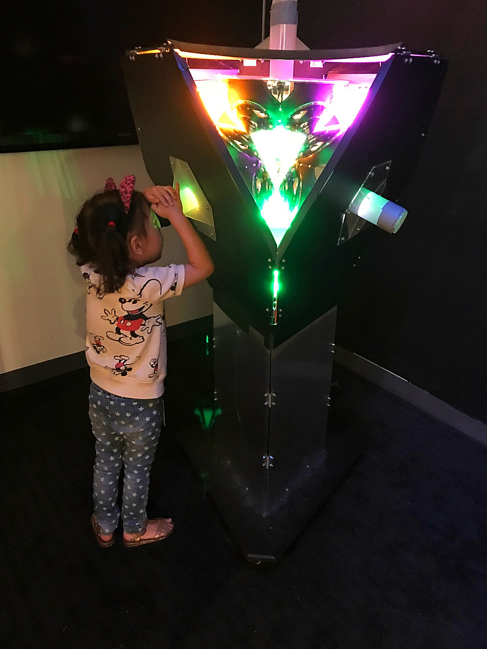MoMath, The National Museum of Mathematics, children's museum, STEM fo kids, STEAM for kids, things to do this summer, nyc kids, nyc summer, curious g and me, tetrasphere