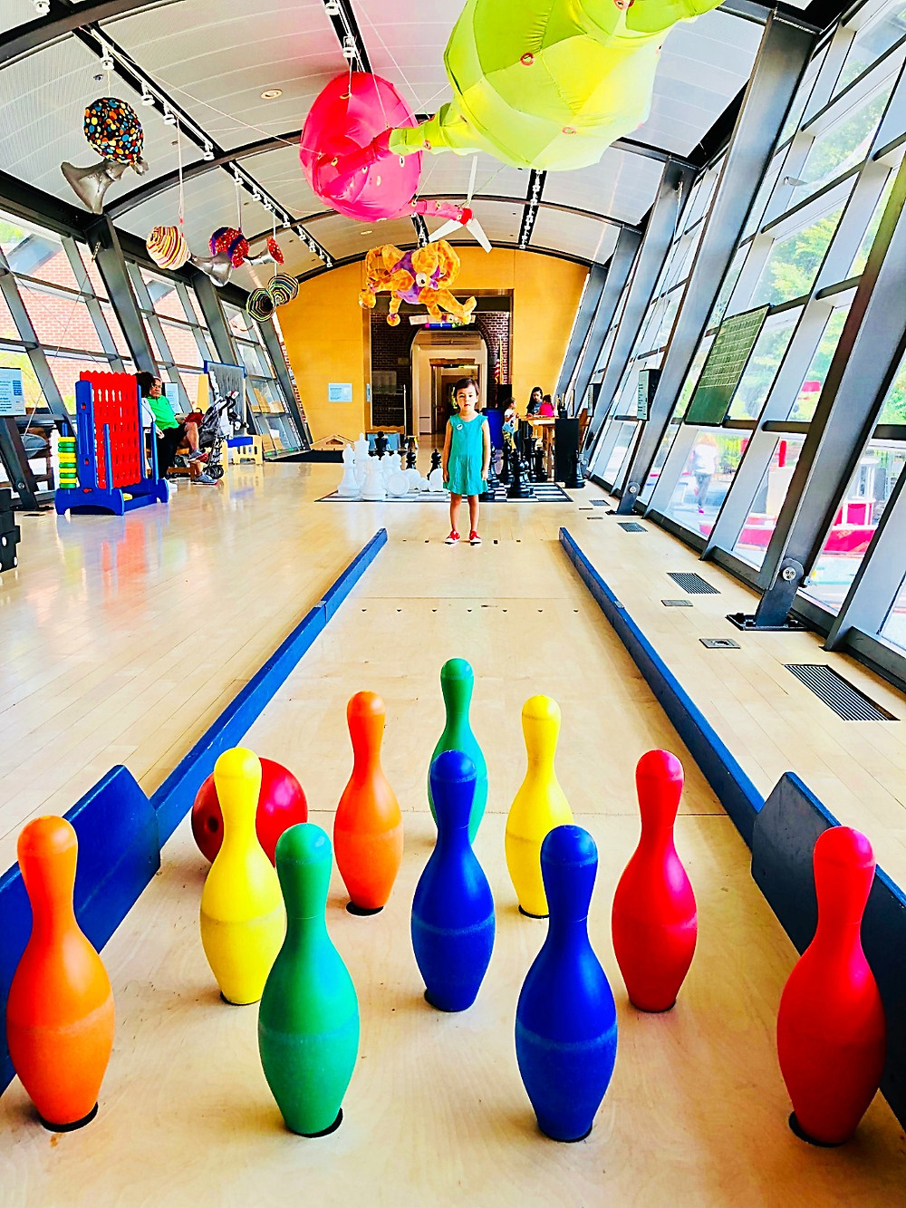 Staten Island Children's Museum, Snug Harbor with kids, best children's museums in New York, Curious G and Me, Indoor fun guide for kids this winter