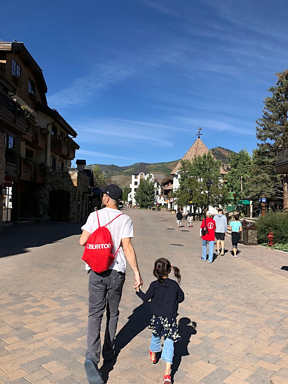Vail Village, Vail Village for kids, Curious G and Me