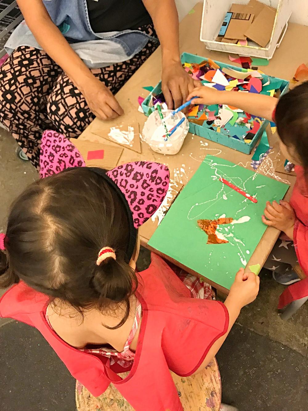 children's museum of the arts, children's museum, art, kids art, creative kids, nyc kids, summer break, nyc summer, mom blogger