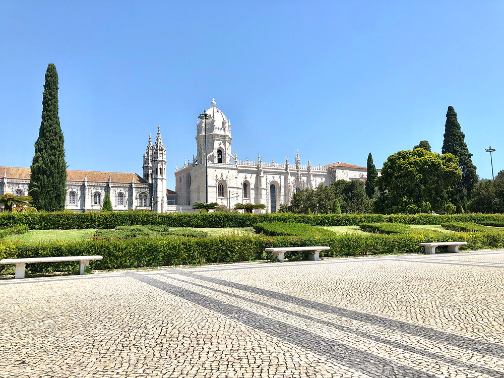 Curious G and Me, Portugal with kids, 4 day Lisbon itinerary, Summer travel with kids, Family travel guide, Sintra with kids, colorful Portugal, colorful Lisbon, photogenic Lisbon, photogenic Portugal, Lisbon with kids, day trip to Sintra, Pena Palace, Jeronimos Monasterios