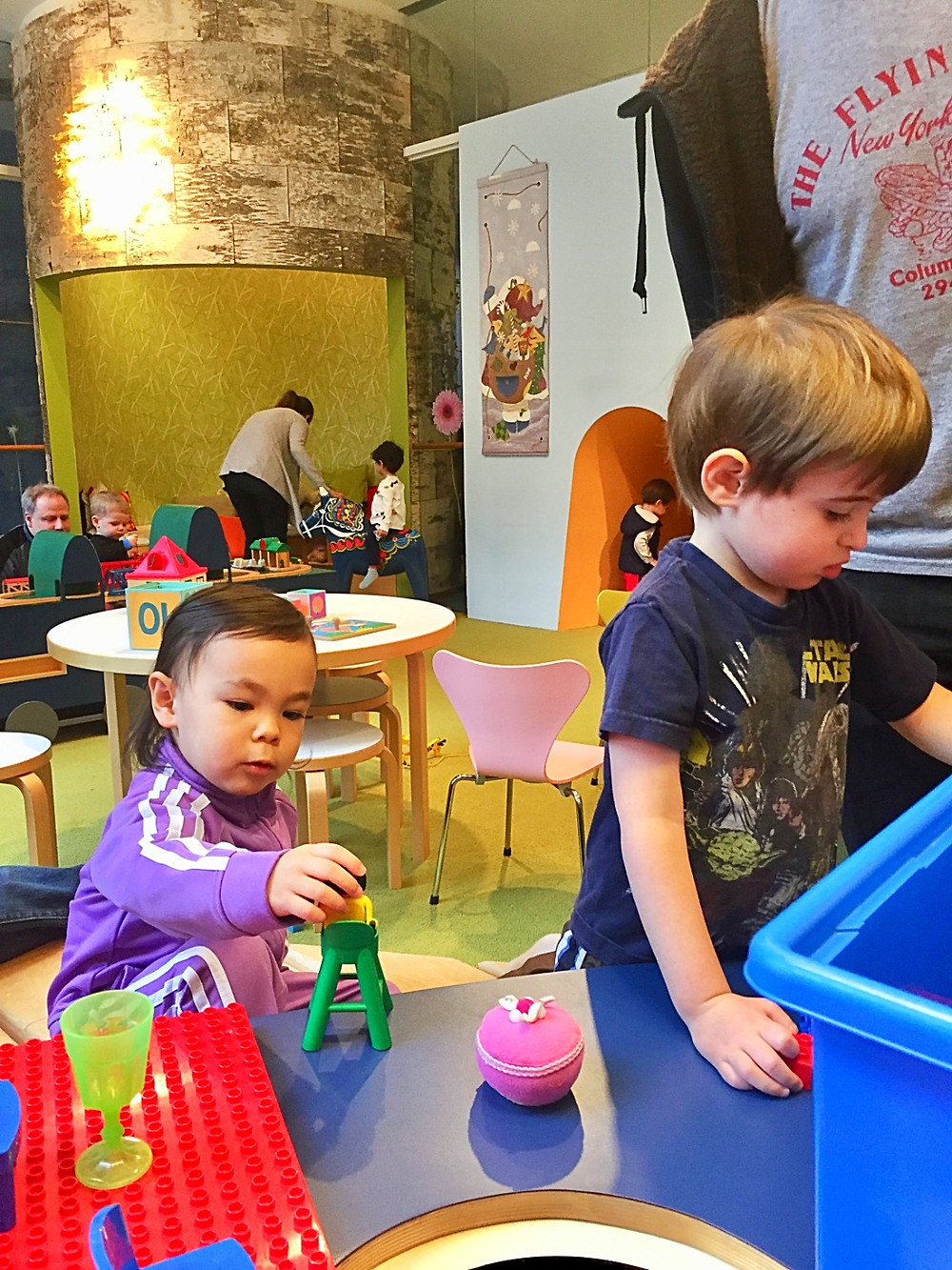 Scandinavia House, Heimbold Playing and Learning Center, indoor playspace, NYC with kids, Curious G and Me, Indoor play space guide
