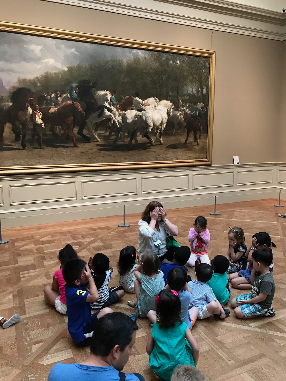 The Met, Curious G and Me, Art tours for kids in NYC